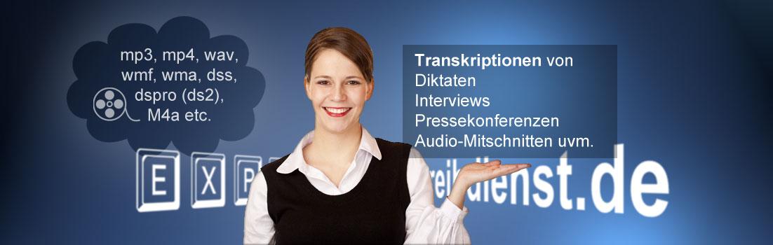 transkriptionen